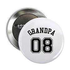 """Grandpa's Uniform No. 08 2.25"""" Button"""