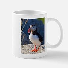 Atlantic Puffin Standing Mugs