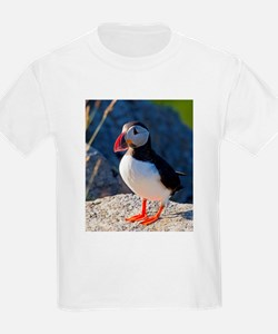 Atlantic Puffin Standing T-Shirt