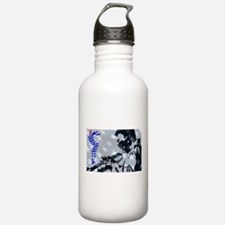 Singing the Blues Water Bottle