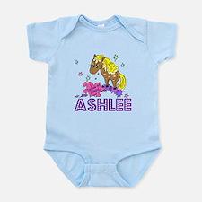 I Dream Of Ponies Ashlee Infant Bodysuit