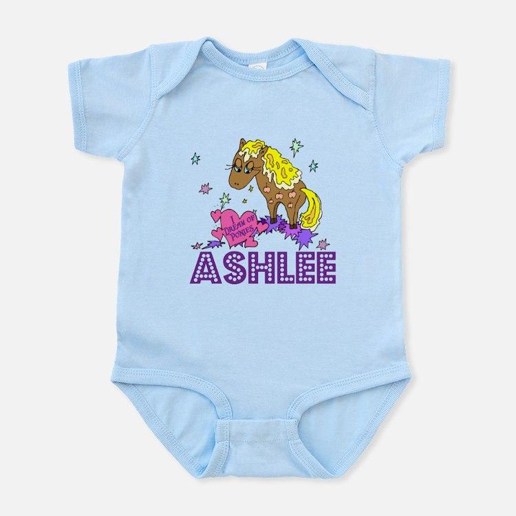 I Dream Of Ponies Ashlee Onesie