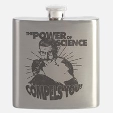 The Power Science Compels You! - Gray Flask