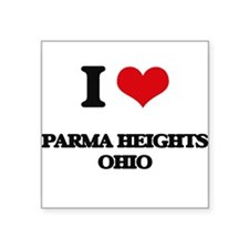 I love Parma Heights Ohio Sticker