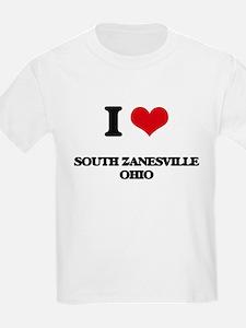 I love South Zanesville Ohio T-Shirt