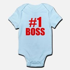 Number 1 Boss Body Suit