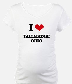 I love Tallmadge Ohio Shirt