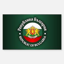 Bulgaria Decal