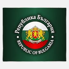 Bulgaria King Duvet