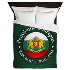 Bulgaria Queen Duvet