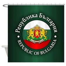 Bulgaria Shower Curtain