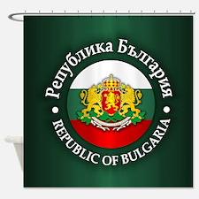 Bulgaria Shower Curtain