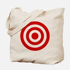 Bull's_Eye Tote Bag