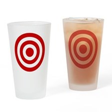 Bull's_Eye Drinking Glass