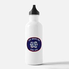 USS GRAYLING Water Bottle