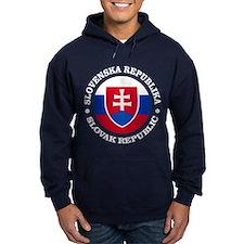 Slovakia (rd) Hoodie