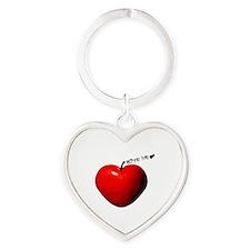 Bite_Me Heart Keychain