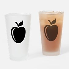 Ripe Apple Drinking Glass