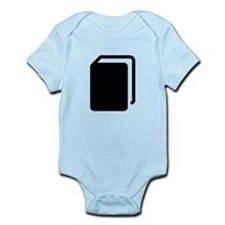 Black Book Infant Bodysuit