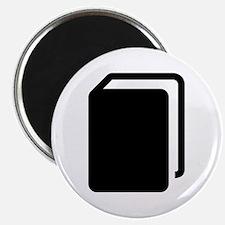 Black Book Magnet