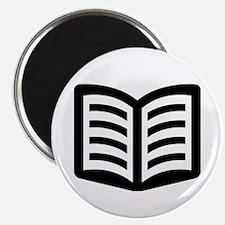 Open Book Magnet