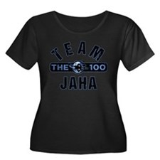 The 100 Team Jaha Plus Size T-Shirt
