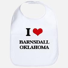 I love Barnsdall Oklahoma Bib
