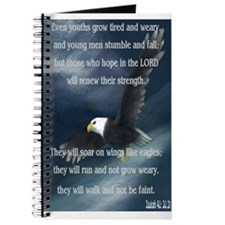 Funny Eagle Journal