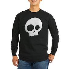 Unique Skull crossbones bow T