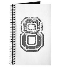 8-Col gray Journal