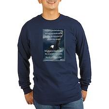 cardEagle Long Sleeve T-Shirt