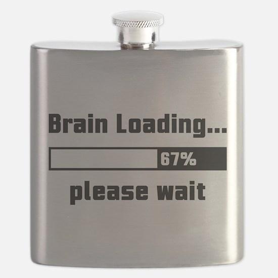 Brain Loading Flask