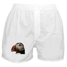 Puffin Portrait Boxer Shorts