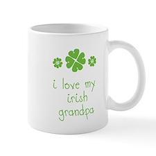 I Love My Irish Mugs