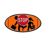 Crossing guard Patches