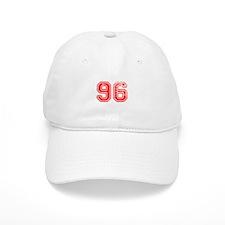 96-Col red Baseball Baseball Cap
