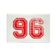 96-Col red Magnets
