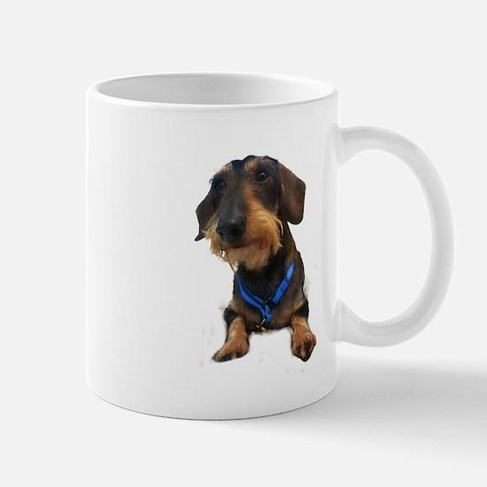 Wirehair Dachshund Mug