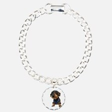 Wirehair Dachshund Bracelet