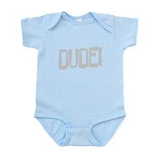 DUDE! Body Suit
