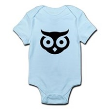 Old Wise Owl Body Suit