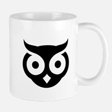 Old Wise Owl Mugs