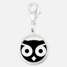 Old Wise Owl Charms
