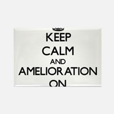 Keep Calm and Amelioration ON Magnets