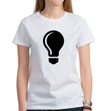 Electric Lightbulb T-Shirt