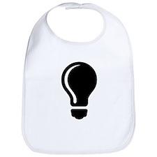 Electric Lightbulb Bib