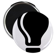 Electric Lightbulb Magnets