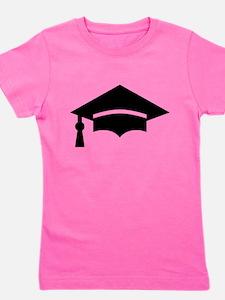 Graduation Cap Girl's Tee