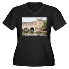 Pulteney Bridge, Avon River,Bath Plus Size T-Shirt