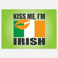 Kiss Me I'm Irish Invitations